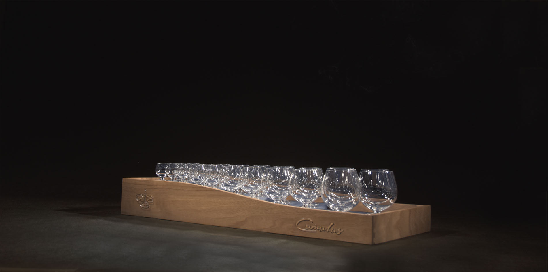 Glass Harp model Cumulus